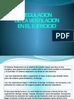 Regulacion de La Ventilacion en El Ejercicio FERNANDA MANTOVANI