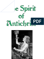 The Spirit of Antichrist