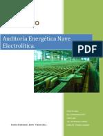 Auditoría Energética Nave Electrolítica