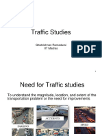 Ch1-Traffic Studies