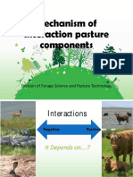 3_Mechanism of interaction pasture components