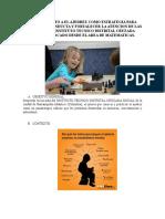 3 Propuesta proyecto de ajedrez
