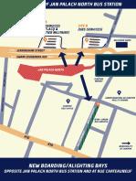 Plans par le Metro Express Ltd