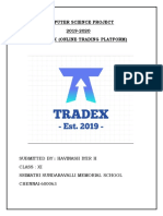 tradex cs project mf