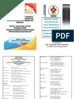 Buku Program Mesyuarat Agung Pengakap 2019