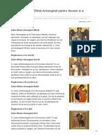 Rugăciuni către Sfinţii Arhangheli pentru fiecare zi a săptămânii.pdf