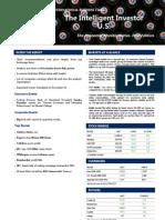 Intelligent Investor US free edition preparing for Dec 3, 2010