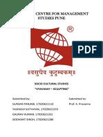 Socio Cultural Studies.docx