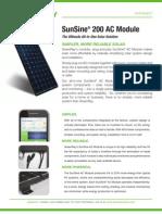 GreenRay-SunSine200ACMod