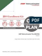 2011 Enrollment Kit