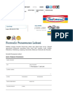 Indomaret Official - Formulir Penawaran Lokasi