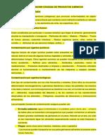 CONTAMINACION CRUZADA DE PRODUCTOS CARNICOS