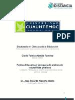 Enfoques y Características de las PP  García_Gloria