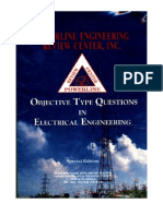 Objective Type Questions in Electrical Engineering