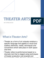 THEATER ARTS.ppt
