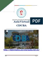 Instructivo para el acceso y navegación (Diplomados UBA) (1)