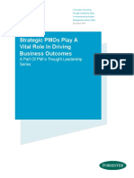Forrester Pmos Play Vital Role