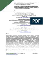 Custos e Agronegocio_2016_FARIA CORREA_Revisão de proposições para a gestão econômico-financeira de sistemas produtivos agropecuários