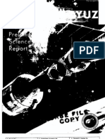 Apollo-Soyuz Test Project Preliminary Science Report