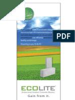 Ecolite Wiro Brochure