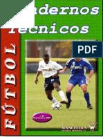 Fútbol cuadernos técnicos N° 27