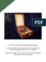 August Delagrange, storia di un vampiro americano.