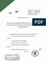 """Influencia de los materiales didácticos en el aprendizaje de los niños y niñas de la institución educativa inicial """"María Reiche"""" – 2013..pdf"""
