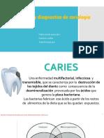 Examen y diagnostico de cariologia.pptx
