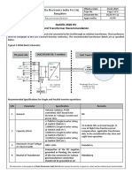 Annexure-1 Grid Transformer Recommendation_DelCEN 2500 HV