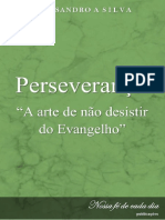 Perverança - A Arte de Não Desistir Do Evangelho