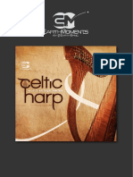 EarthMoments - World Strings Series - Celtic Harp