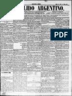 1867. El inválido argentino