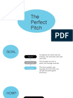 The Perfect Pitch (Fi)