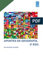 APUNTES GEOGRAFIA 3 ESO 2019-20