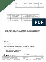 Annexure-10 GAD of DelCEN2500Hv