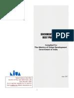 Documentation of Best Practices - Moud