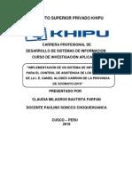 INVESTIGACION APLICADA III claudia.docx