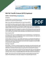 ssh-file-transfer-protocol-explained