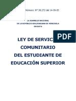 LEY DE SERVICIO COMUNITARIO impresion mejorada