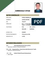 curriculo Javier Cossa Cabanillas (1)