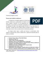 Normas Básicas ABNT (Professoras Angélica e Carina)