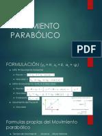 U4-Movimiento Parabolico