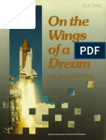 On the Wings of a Dream the Space Shuttle