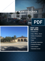 Marco Island Fire Station 50 City Council Booklet - Jan. 3, 2020