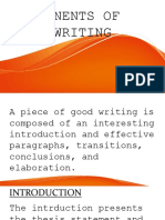 COMPONENTS OF GOOD WRITING.pptx