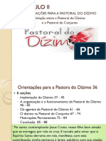 CAPÍTULO-II-DOCUMENTO-106-CNBB-DÍZIMO-NA-COMUNIDADE-DE-FÉ