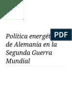 Política energética de Alemania en la Segunda Guerra Mundial - Wikipedia, la enciclopedia libre.pdf