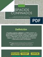 PPT. ESPACIOS CONFINADOS