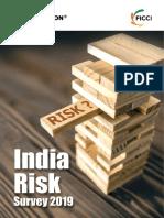 India-Risk-Survey-2019-ficci
