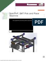 OpenPnP, SMT Pick and Place Machine [mgrl].pdf